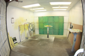 class-a-spray-booth